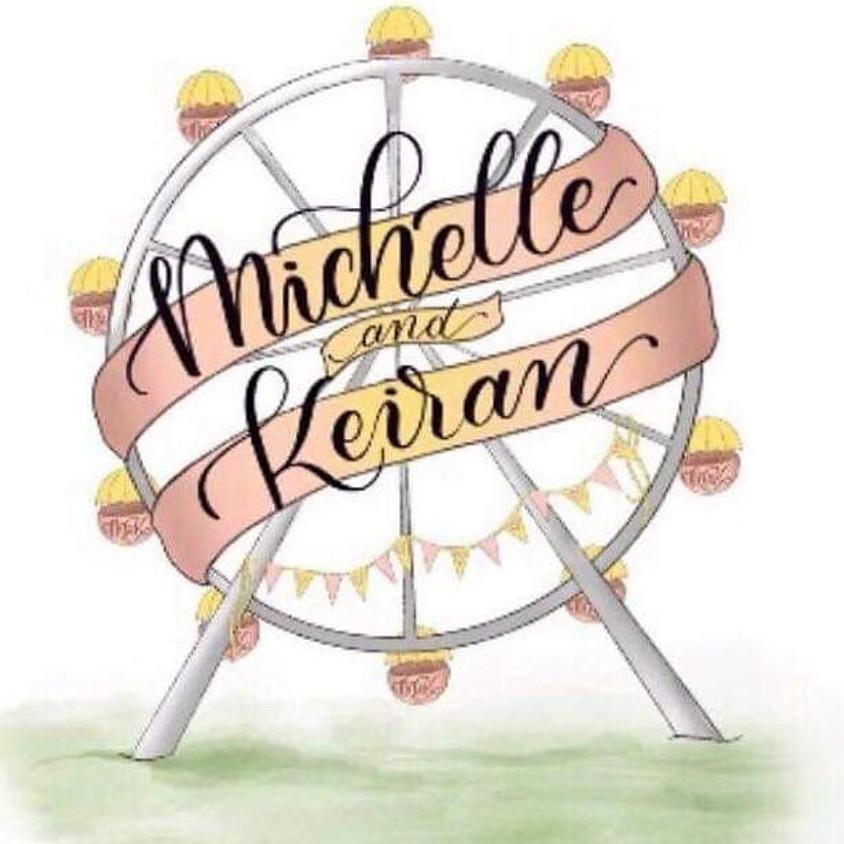 Michelle & Keiran's Wedding