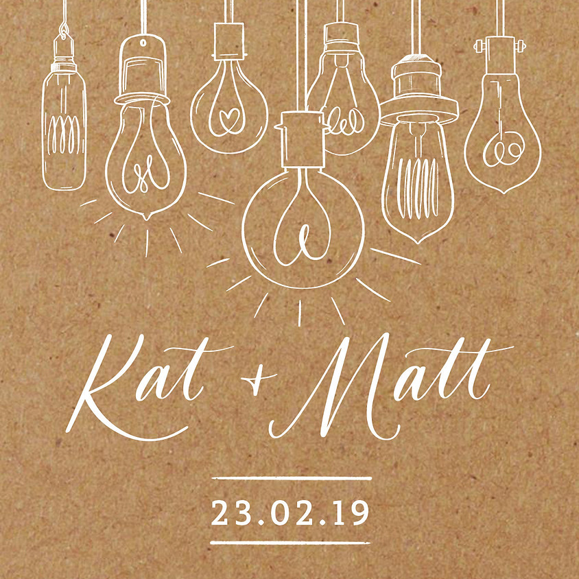 Kat & Matt's Wedding
