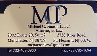 Michael C. Paxton L.L.C
