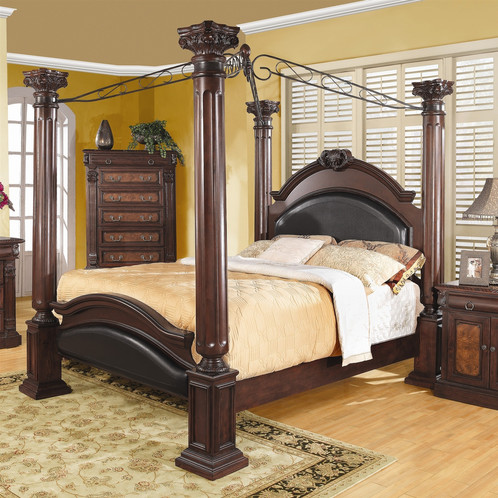 Neo Renaissance Bedroom Suite