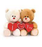 "Pipp ""I Love You"" Hugging Bears"