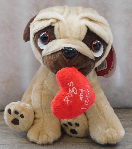 Pug Love Bear