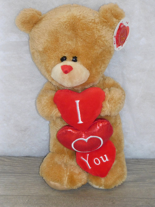 "Pipp ""I Love You"" Standing Bear"