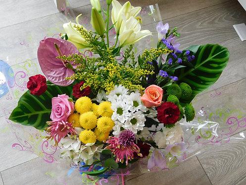 Vibrant Mixed Bouquet