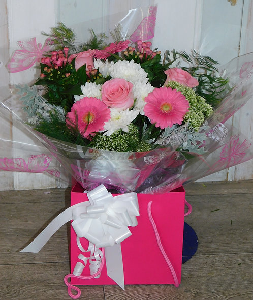 'Pretty in Pink' Bouquet
