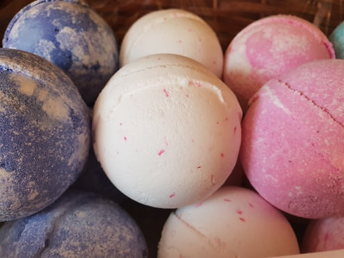 Mixed Box of Jumbo Bath Bombs