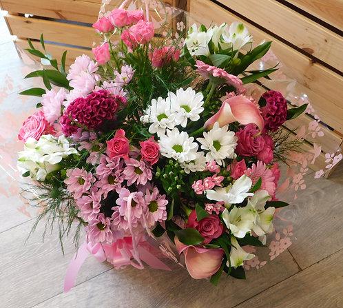 Jumbo Pink Bouquet