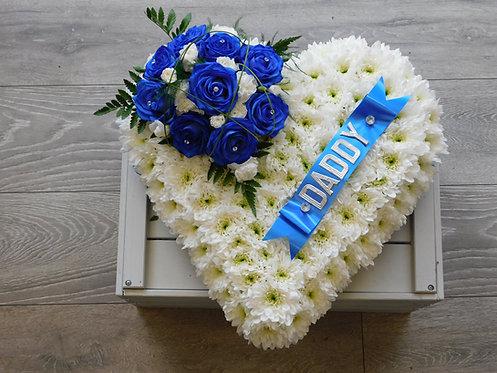 Blue Heart Tribute