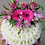 Thumbnail: Pink Posy Arrangement with Top Spray
