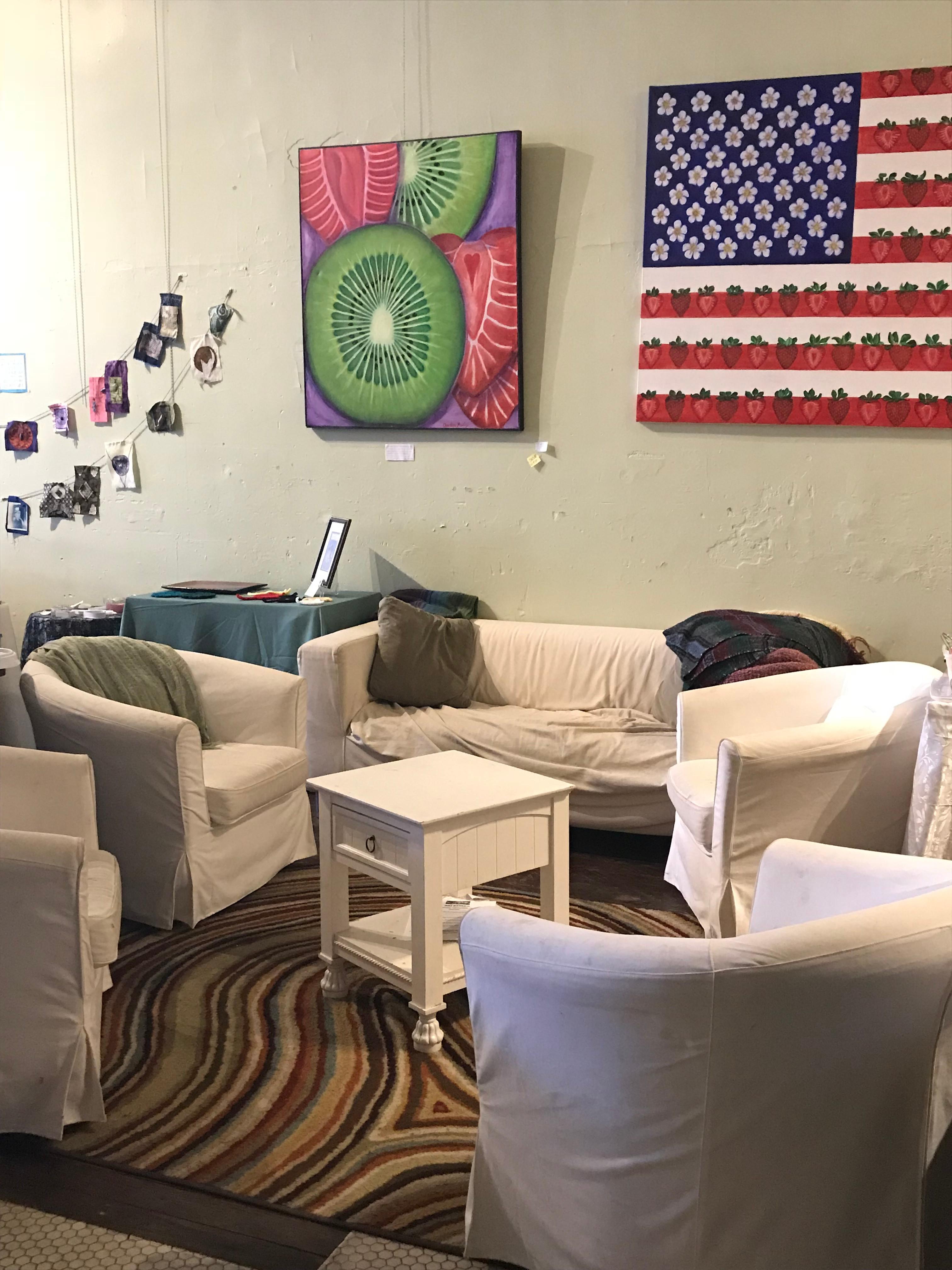VL Seating Area Rental