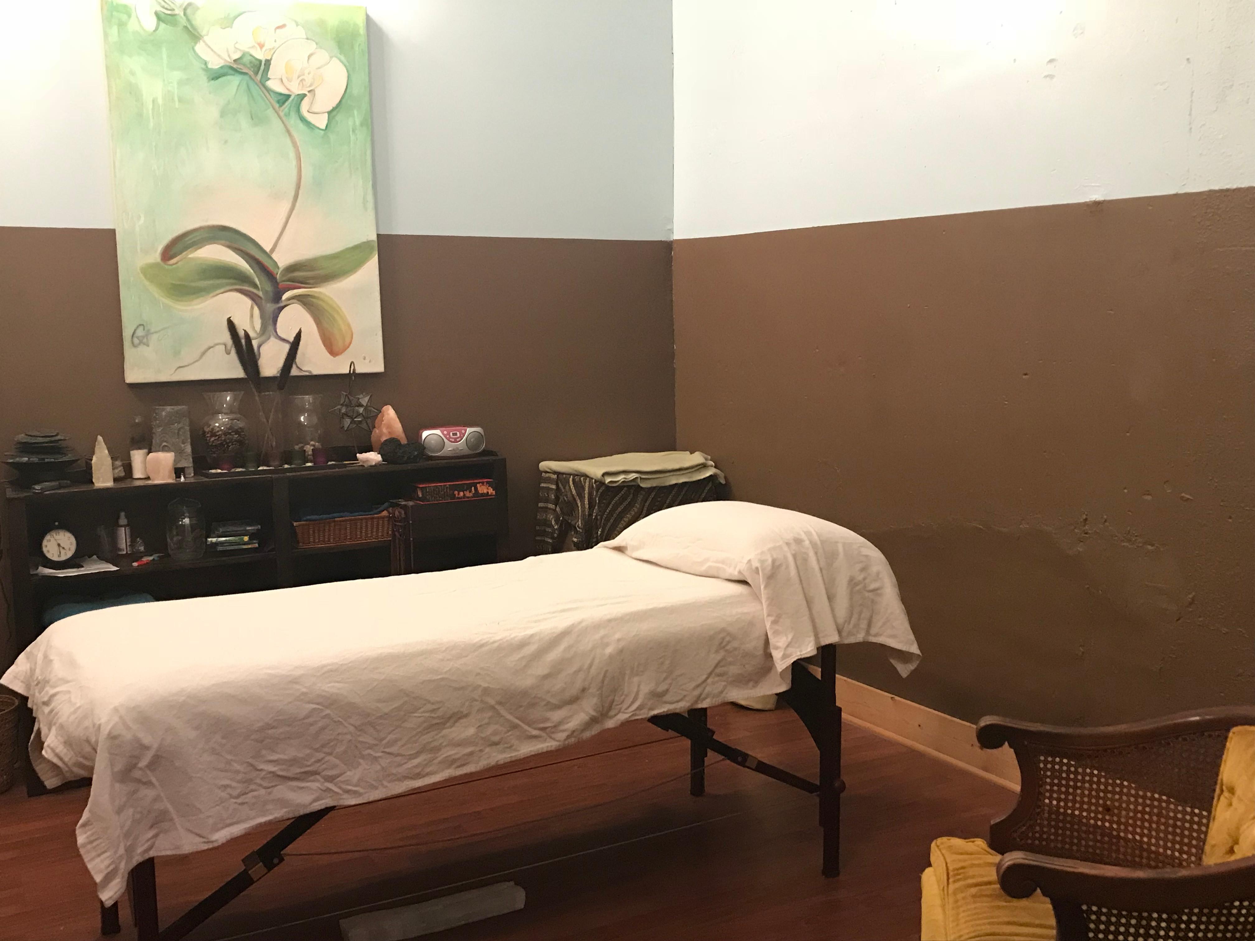 Healing Room Rental