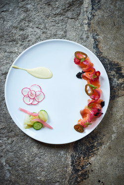 Photographie culinaire, Melanie Bell