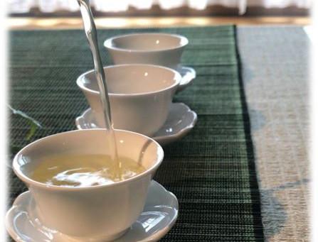 お茶の香りは千差万別
