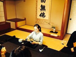 茶会 「お茶と仏教」