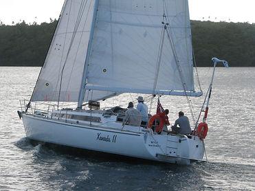 40ft Spencer-Offshore Yacht