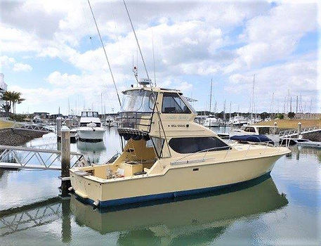 46ft Custom Built Sport Fisher