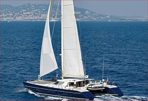 80ft JFA Yachts-Sailing Catamaran