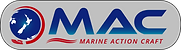 Logo MAC Boats in New Zealand
