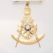 Freemason pendant