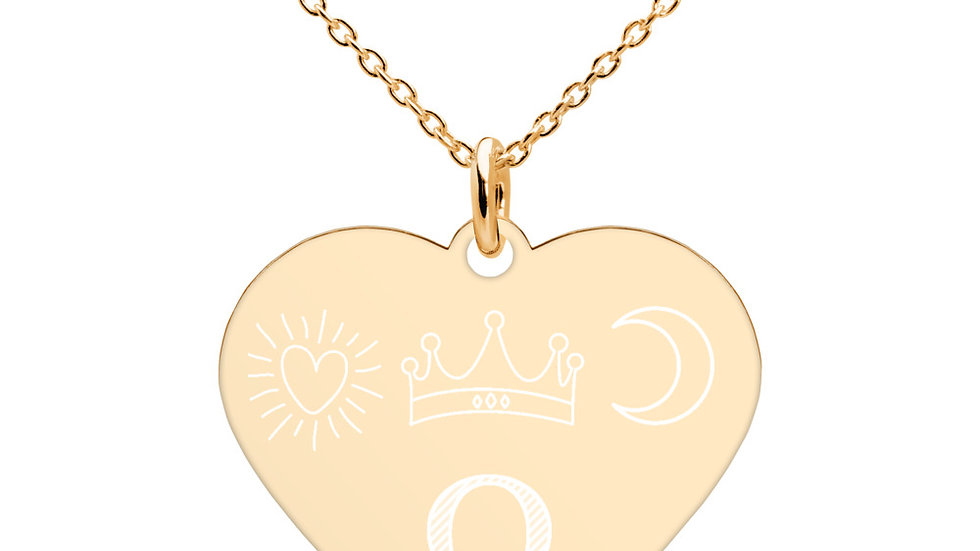 Queen Omega Necklace