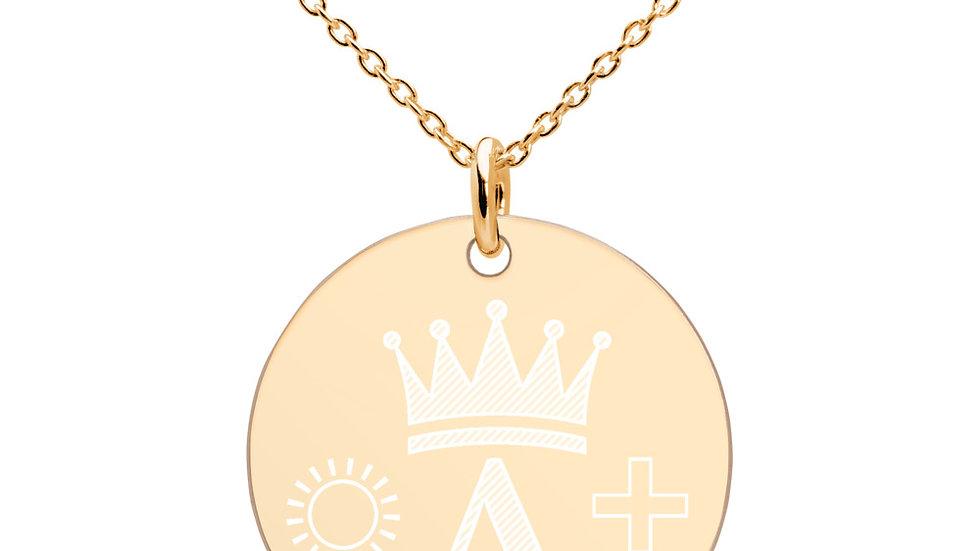 King Alpha Necklace