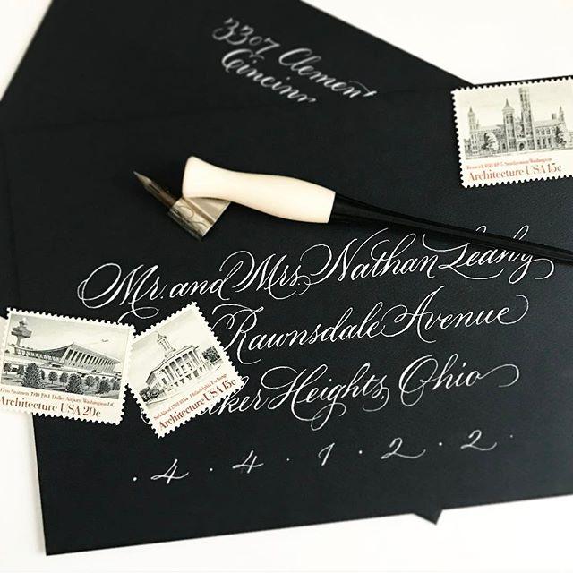Black and white wedding season bliss tod
