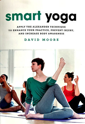 Smart Yoga Book by David Moore