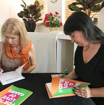 Anne Mallen & Rossella Buono