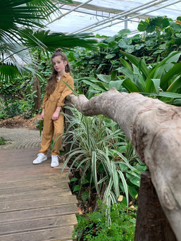 Nelson Kids collectie 2020 opnames in Vlindorado