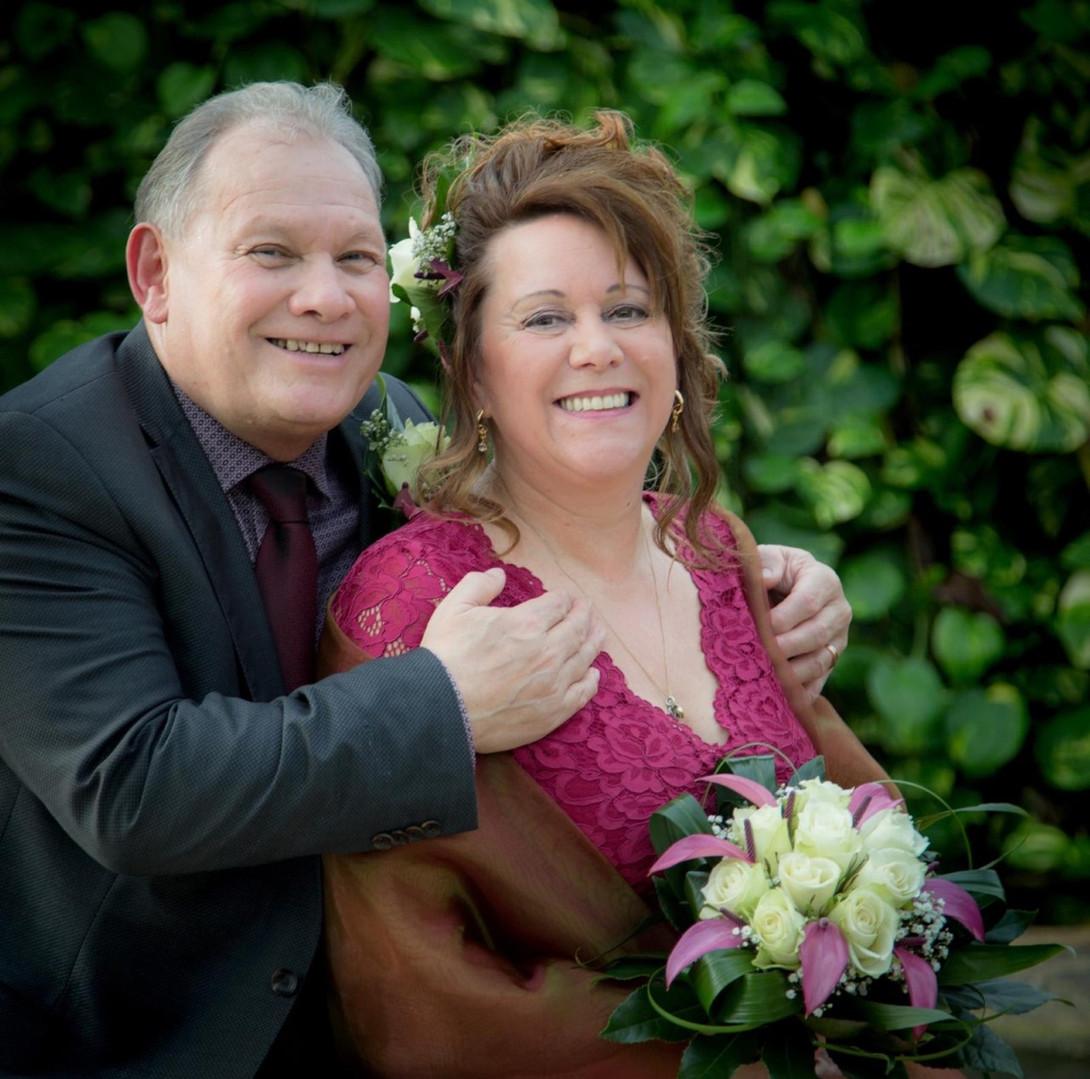 Bruiloft Danielle en René
