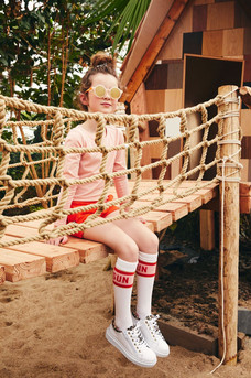 Opnames Nelson Kids collectie in Vlindorado