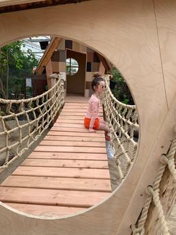 Fotoshoot Nelson Kids 2020 in de speeltuin van Vlindorado