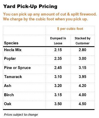 Pick Up Price Table.jpg