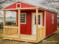 Cabin Premier Portable Buildings
