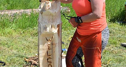 Chainsaw safety chainsaw carving instructors windyday woodworks