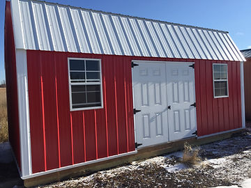 Premier Metal Siding Option