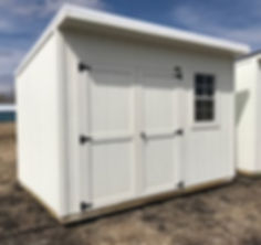 8x12 Cottage Shed White.JPG