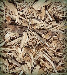 Natural Wood Mulch