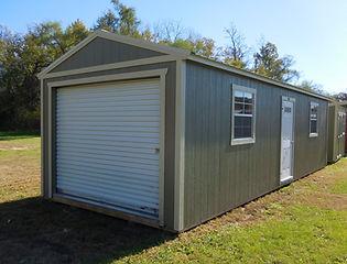 Garage by Premier Portable Buildings