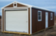 Garage Premier Portable Buildings