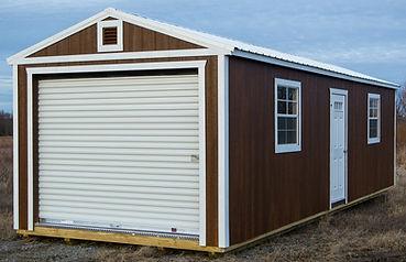 Storage Sheds, Garages, Cabins | Premier Portable Buildings