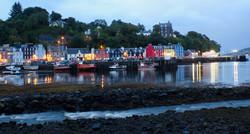 Tobermory-Harbour