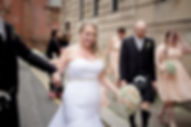 Bride Edinburgh Wedding Photographer