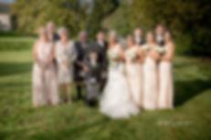 Bride & Groom Edinburgh Wedding Photographer