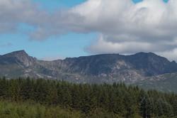 Goatfell-mountain-range
