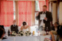 Best man speech Kate Stevenson Photography