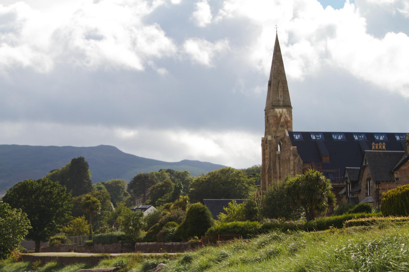 lamlash-church