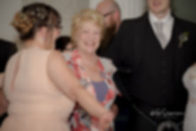 Mother Dance Edinburgh Wedding Photographer