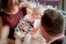 Baby Edinburgh Wedding Photographer