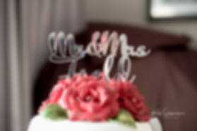 Cake Top Edinburgh Wedding Photographer